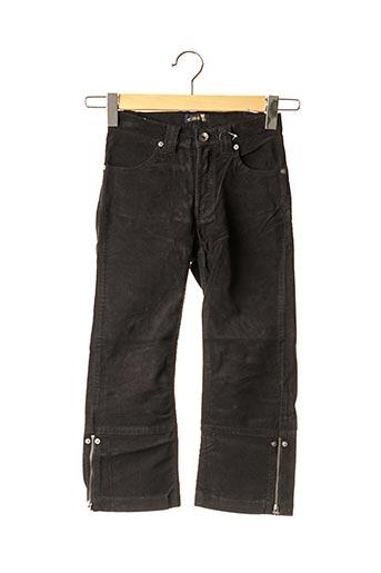 Pantalon casual noir TEDDY SMITH pour fille