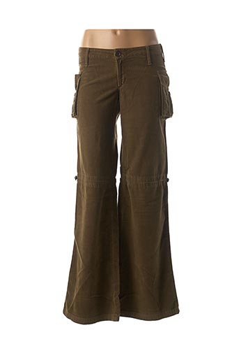 Pantalon casual vert CIMARRON pour fille
