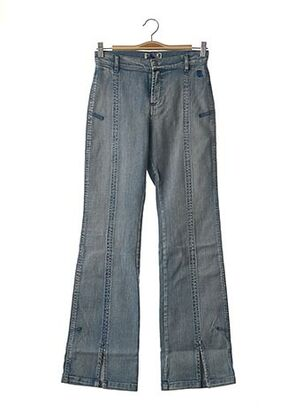 Jeans bootcut bleu TEDDY SMITH INDUSTRY pour fille