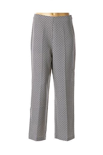 Pantalon casual bleu NICE THINGS pour femme