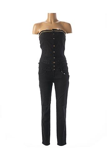 Combi-pantalon noir LIU JO pour femme