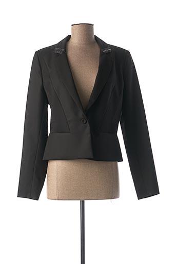 Veste chic / Blazer noir ONE STEP pour femme