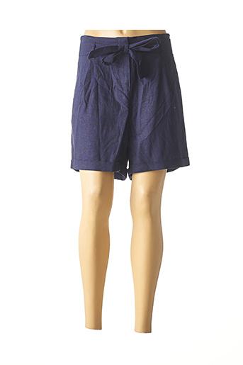 Pantalon casual bleu ESPRIT DE LA MER pour femme