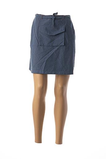 Jupe courte bleu CREEKS pour fille