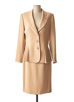 Veste/jupe beige ANGEL NINA pour femme