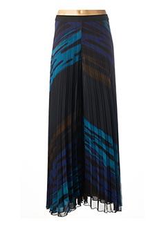 Pantalon chic noir CARLA MONTANARINI pour femme