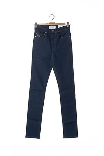 Jeans skinny bleu APRIL 77 pour homme