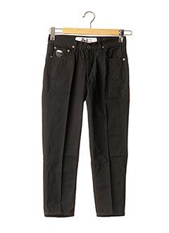 Pantalon 7/8 noir APRIL 77 pour femme
