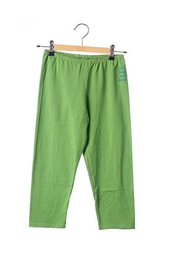 Legging vert BOBOLI pour fille