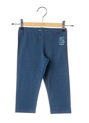 Legging bleu BOBOLI pour fille