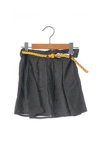 Jupe courte noir BOBOLI pour fille