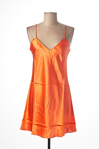 Nuisette/combinette orange SIMONE PERELE pour femme