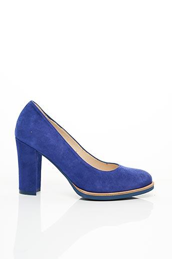 Escarpins bleu GADEA pour femme