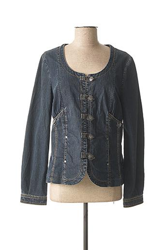 Veste en jean bleu ROSA ROSAM pour femme