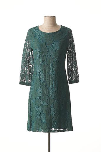 Robe courte vert MOLLY BRACKEN pour femme