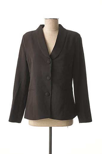 Veste chic / Blazer noir MOLLY BRACKEN pour femme
