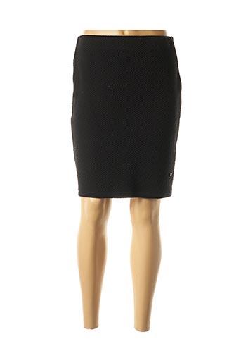 Jupe courte noir KATMAI pour femme