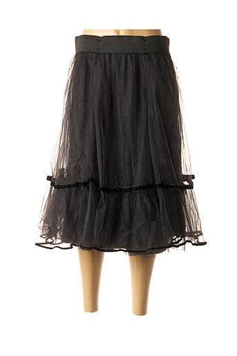 Jupon /Fond de robe noir MYRINE & ME pour femme