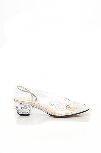 Escarpins blanc AZUREE pour femme