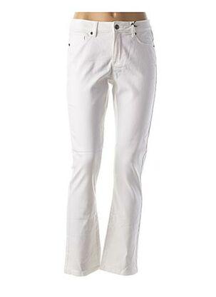 Jeans boyfriend blanc HEINE pour femme