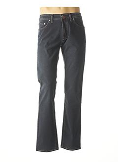 Jeans coupe slim bleu PIERRE CARDIN pour homme