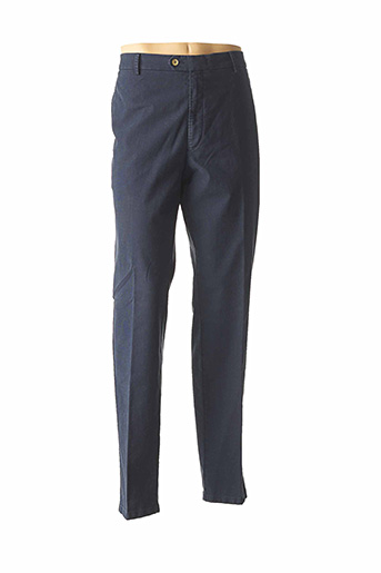Pantalon chic bleu MMX pour homme