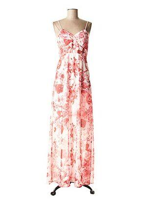 Robe longue rouge FRACOMINA pour femme