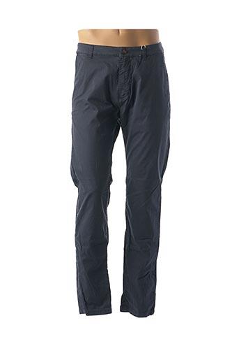 Pantalon casual bleu GIORGIO MAN pour homme