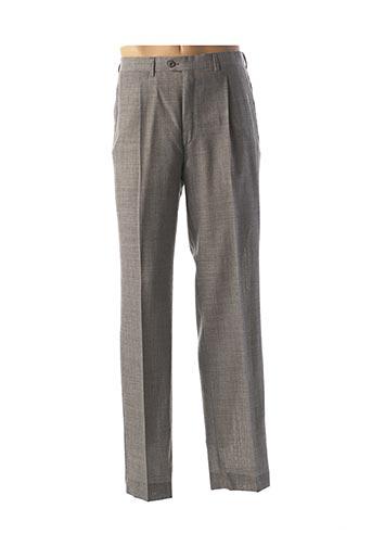 Pantalon casual gris BUCCINO pour homme