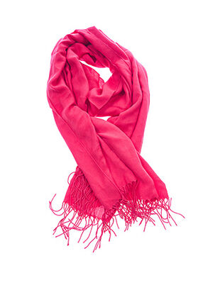 Foulard rouge PERSONA pour femme