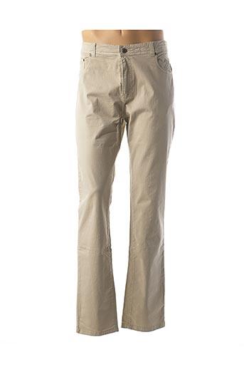Pantalon casual beige IMPAQT pour homme