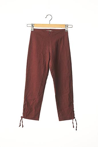 Pantalon casual marron I PINCO PALLINO pour fille