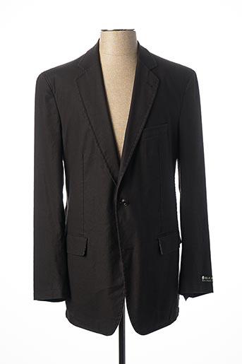 Veste chic / Blazer noir M.E.N.S pour homme