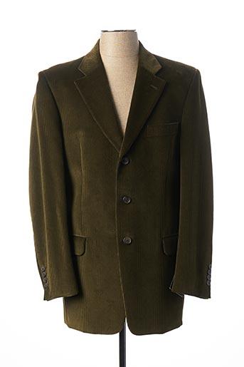 Veste chic / Blazer vert PIERRE CARDIN pour homme