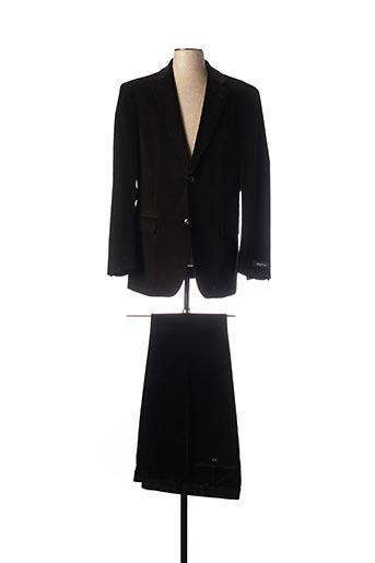 Costume de ville noir M.E.N.S pour homme
