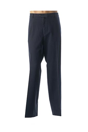 Pantalon casual bleu M.E.N.S pour homme