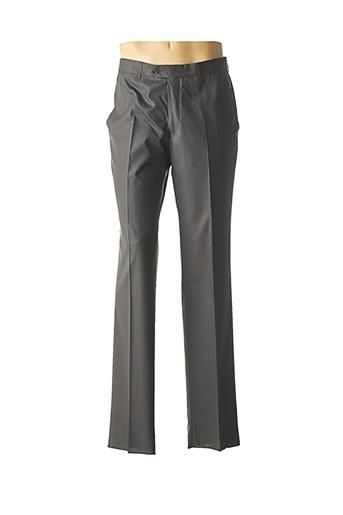 Pantalon chic gris GUY LAURENT pour homme