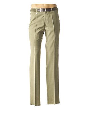 Pantalon chic vert M.E.N.S pour homme