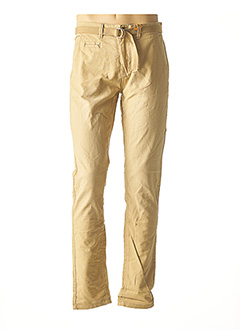 Pantalon casual beige BLEND pour homme