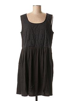 Robe courte noir AGATHE & LOUISE pour femme