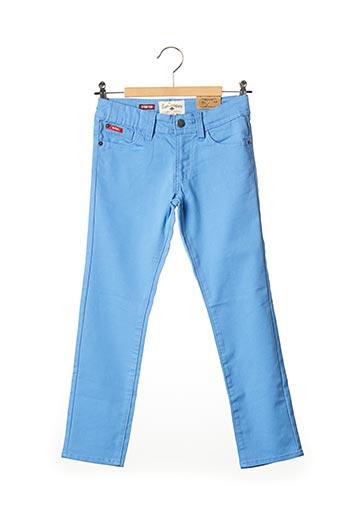 Jeans coupe droite bleu LEE COOPER pour enfant