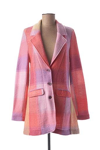 Veste casual rose ALDO MARTIN'S pour femme