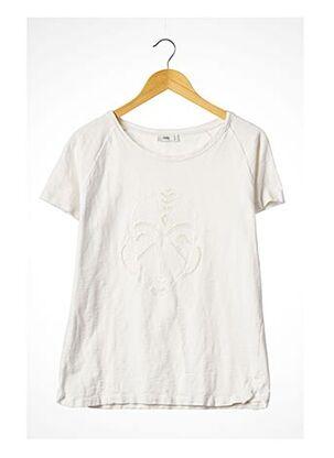 Sweat-shirt blanc CLOSED pour femme