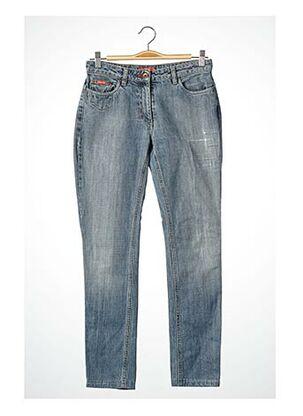 Pantalon 7/8 bleu FACONNABLE pour femme