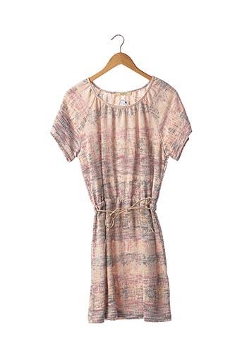Robe pull rose SESSUN pour femme