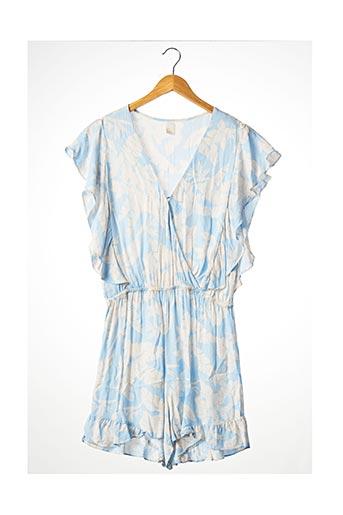 Combishort bleu H&M pour femme