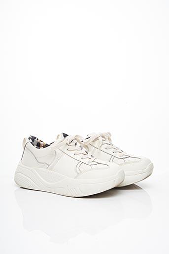 Baskets blanc ZARA pour femme