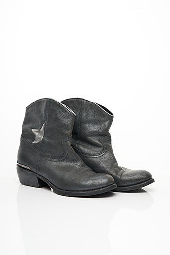 Bottines/Boots bleu DONNA PIU pour femme