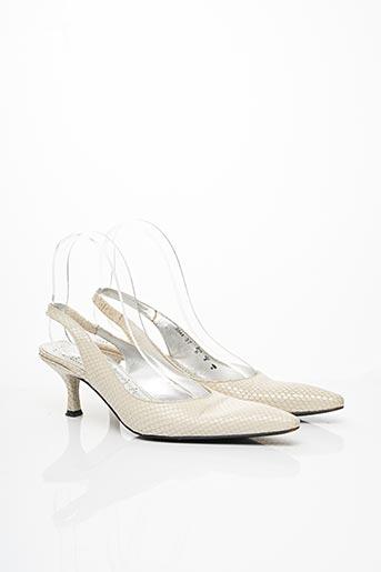 Sandales/Nu pieds blanc FREE LANCE pour femme