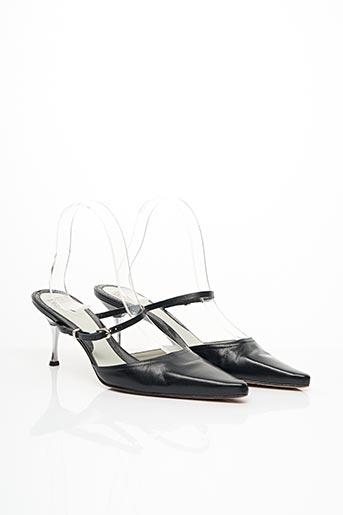 Sandales/Nu pieds noir ARTURO CHIANG pour femme